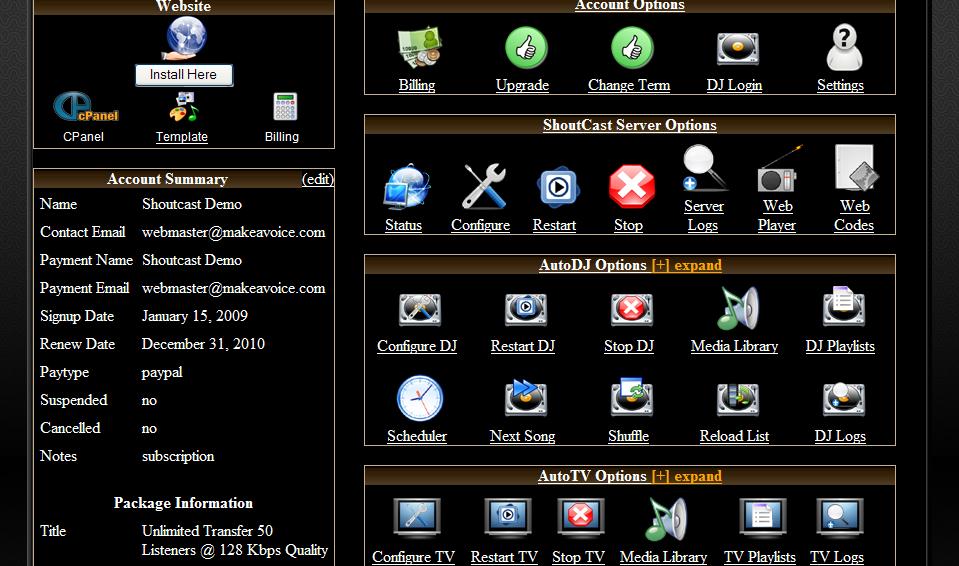 Server usa 2
